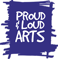 Logo: Proud & Loud Arts
