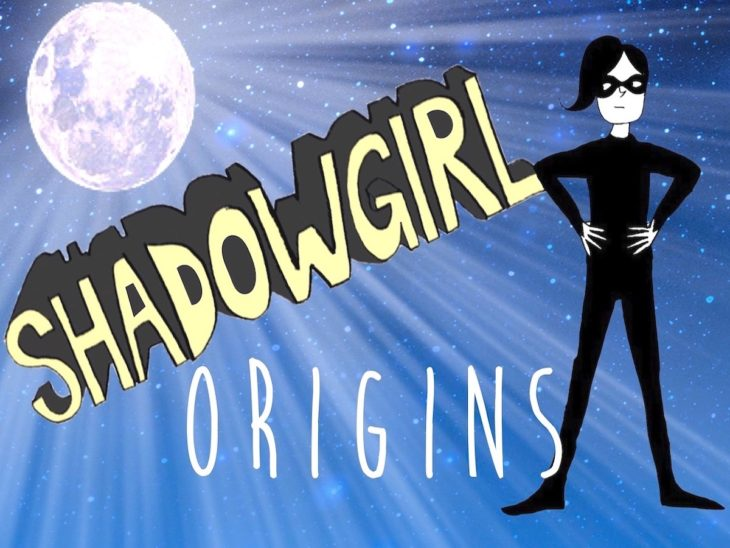 Photo: Shadow Girl – Origins