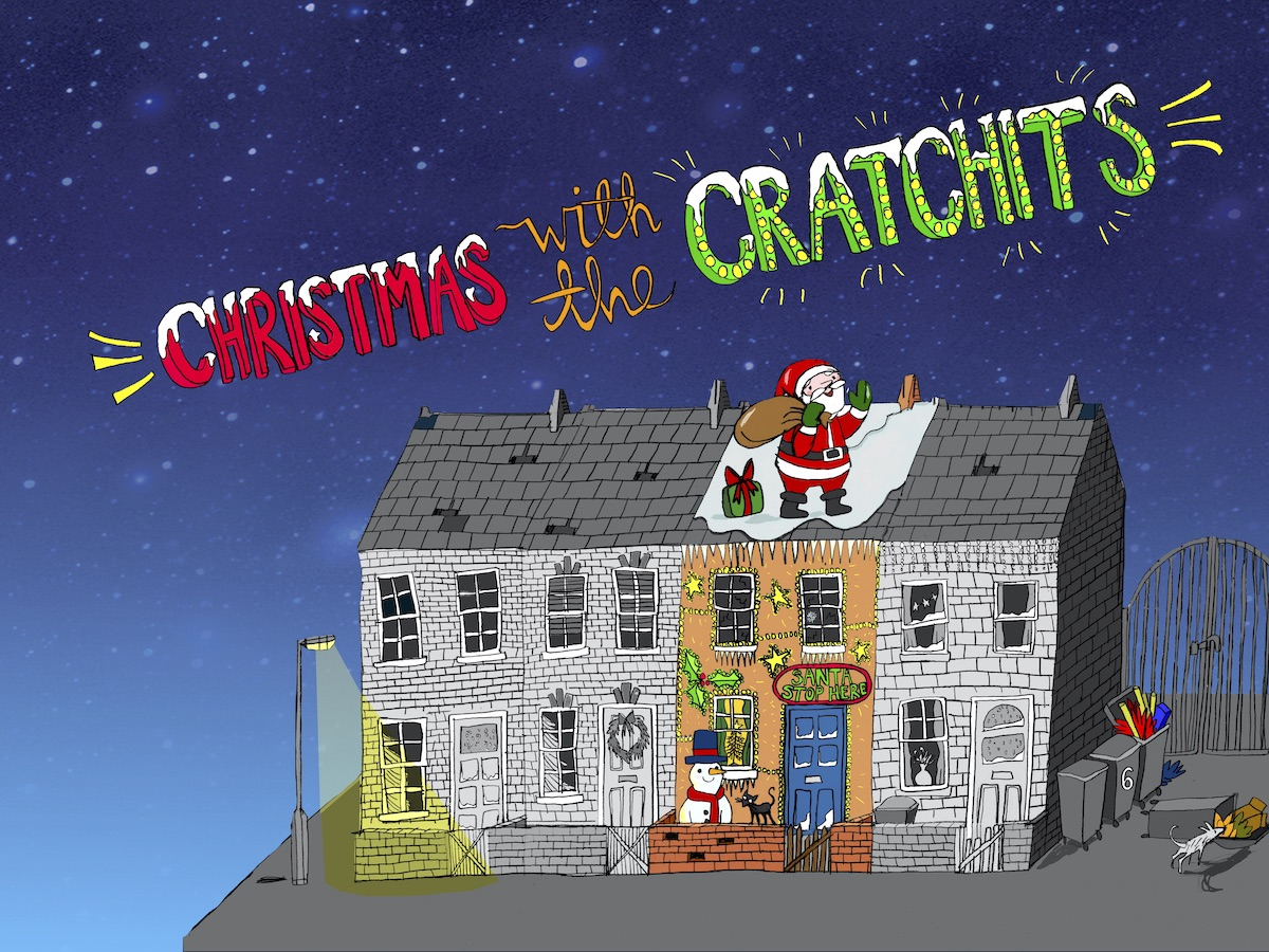 Christmas With The Cratchits